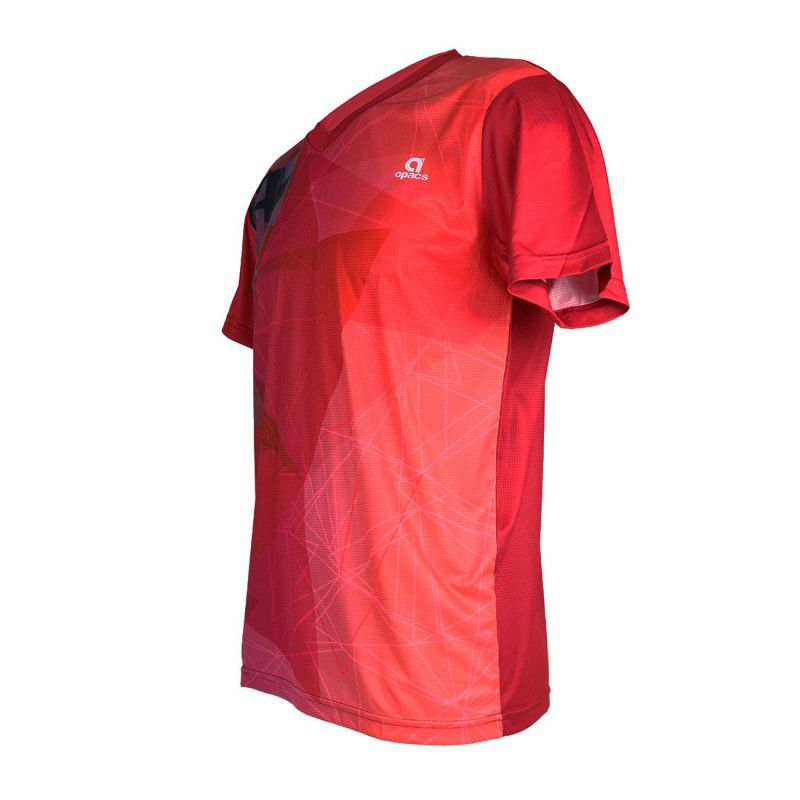 Apacs T-Shirt Dry-Fast VN50002 - rouge