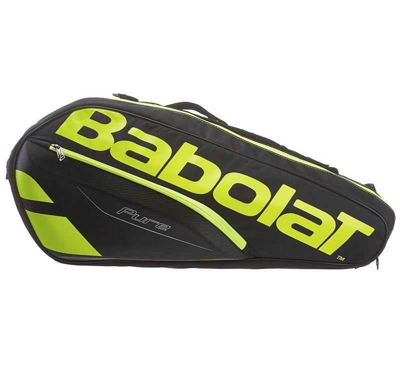 Babolat Pure Line RH12 Pure - noir/jaune
