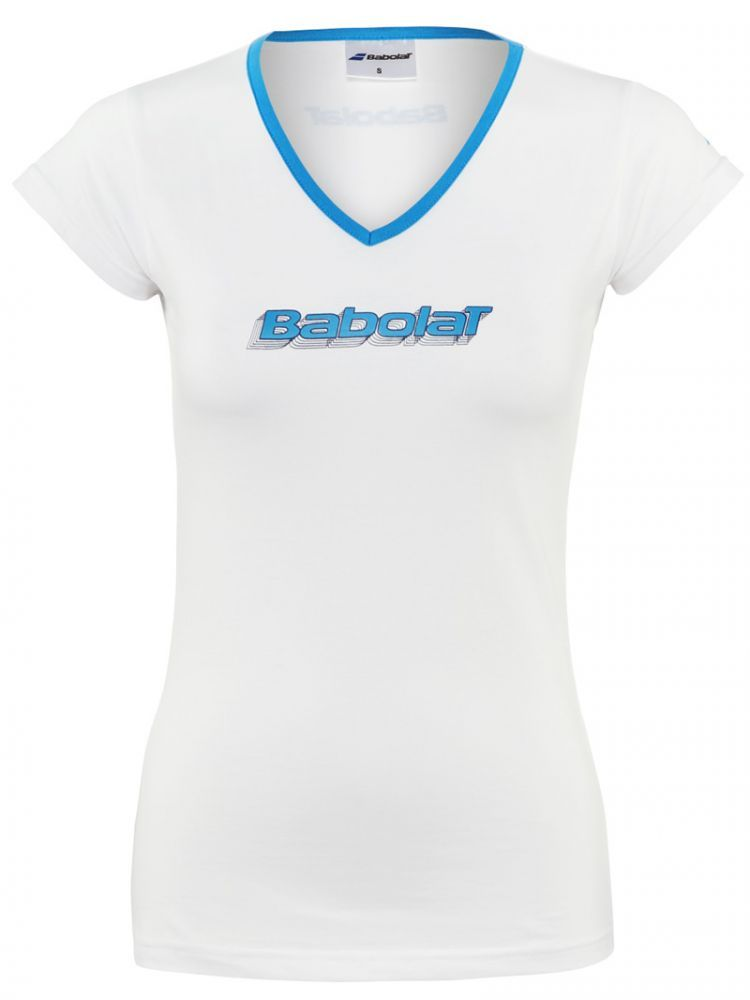Tee-Shirt Women Training Basic_BLANC_1