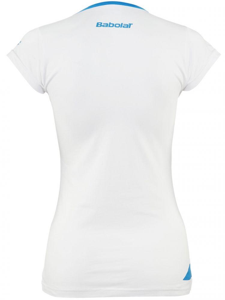 Tee-Shirt Women Training Basic_BLANC_2