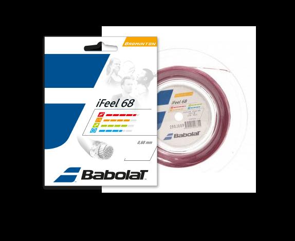 Bobine Babolat iFeel 70 rouge - 200m