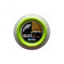 Bobine Yonex BG65 Titanium Lemon - 200m