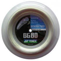 Bobine Yonex BG80 blanc - 200m