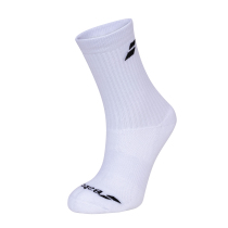 Chaussettes Babolat Pack x3 blanches