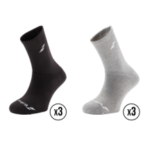 Chaussettes Babolat Pack x3
