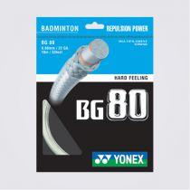 Cordage Yonex BG80 - 10m