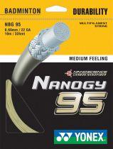 Cordage Yonex Nanogy 95 - 10m