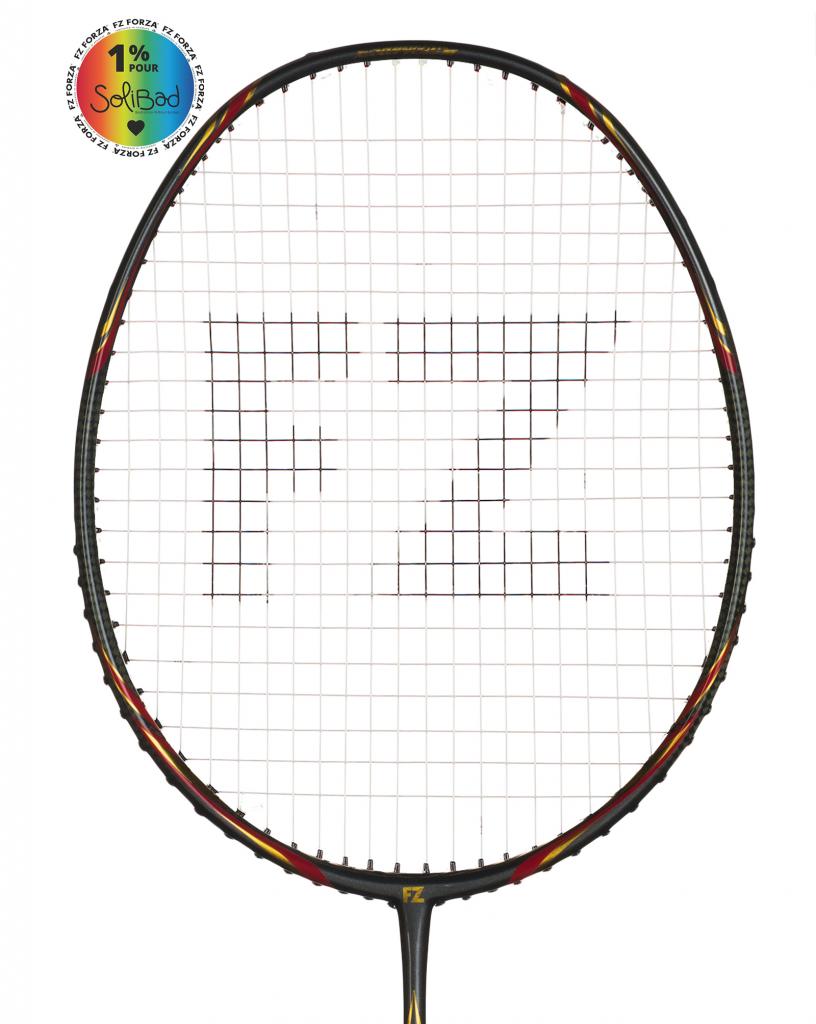 328a985c235afe raquette de badminton FZ Forza Power 176