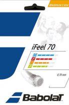 Garniture Babolat iFeel 70 blanc - 10m