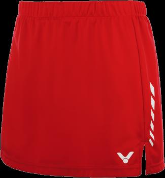 Jupe Victor Danemark rouge
