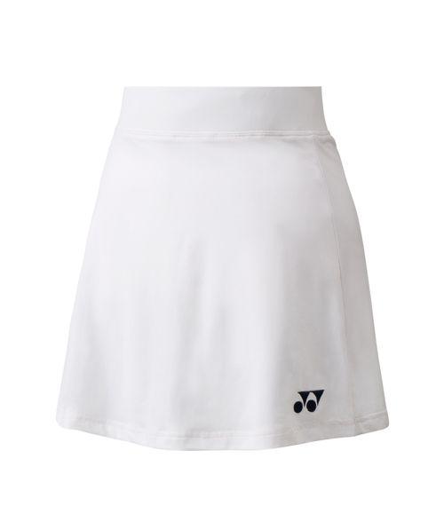 Jupe Yonex Team 26038 - blanc
