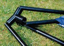 Kit badminton pliable