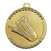 Médaille frappée fer or 32mm