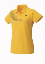 Polo Yonex TEAM LADY 20302 - jaune