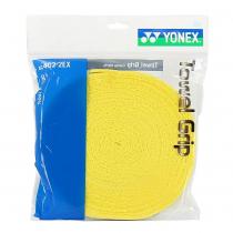 rouleau grip éponge Yonex AC 402-2ex jaune
