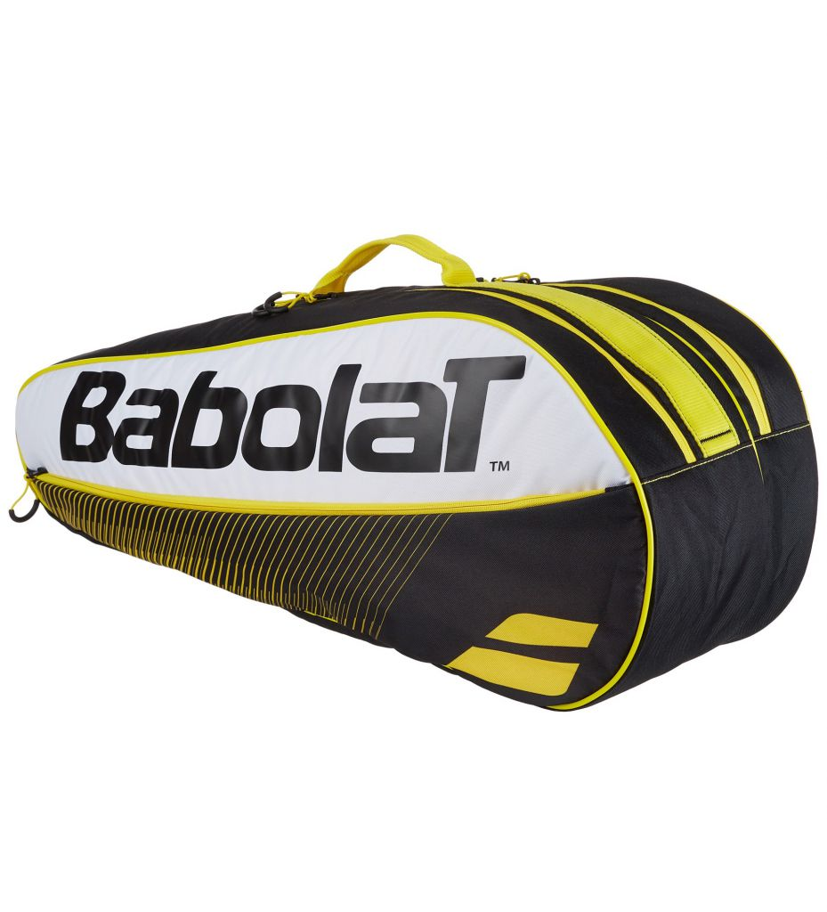 Sac Babolat Racket Holder Essential Club x6 - jaune