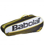 Sac Babolat Racket Holder Essential Club x6 - jaune