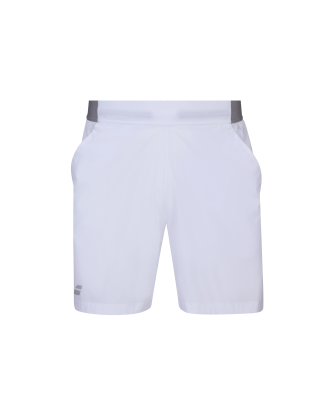 Short Babolat Compete 7'' - Blanc