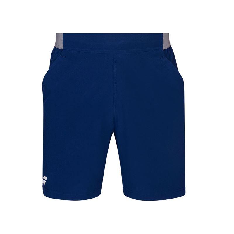 Short Babolat Compete 7\'\' - bleu