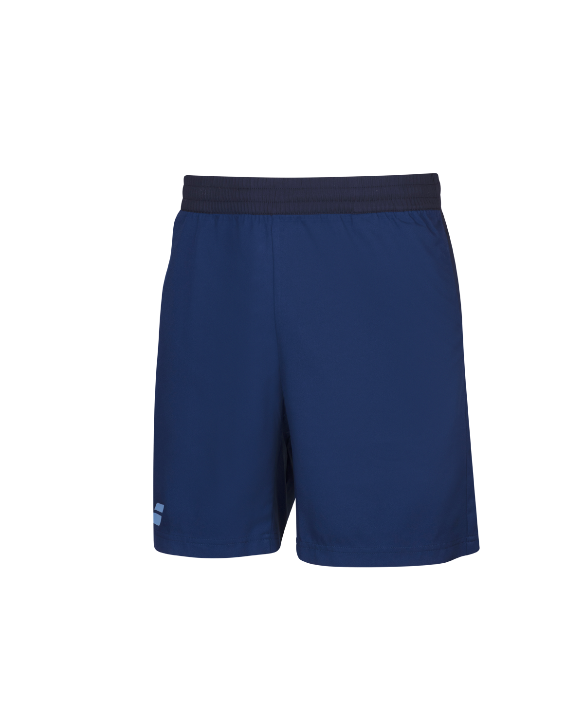 Short Babolat Play Boy - bleu marine