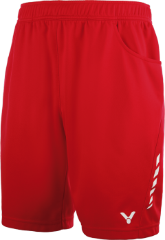 Short Victor Danemark rouge