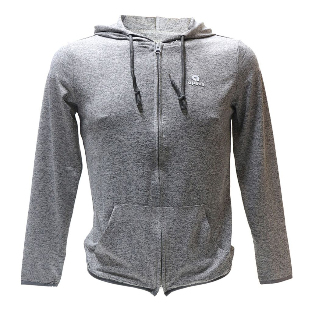 Sweat Apacs AP301 - gris