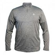 Sweat Apacs AP302 - gris