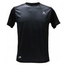 T-Shirt Apacs Dry-Fast AP10091 noir