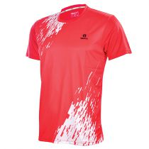T-Shirt Apacs Dry-Fast AP3257 rouge