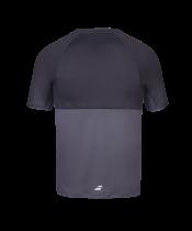 T-shirt Babolat Compete Crew Neck - noir