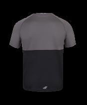 T-shirt Babolat Play Crew Neck - noir