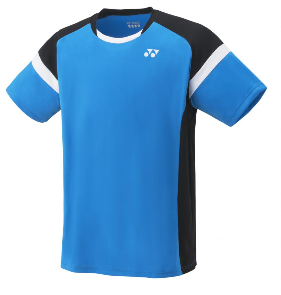 Tee-shirt Yonex TEAM YM0001 Men - Bleu