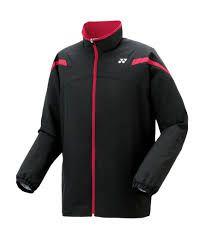 Veste Yonex Team 50058ex - noir/rouge