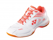 Yonex Power Cushion 65 X2 Lady - Blanc/Corail