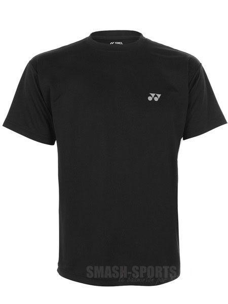 Yonex T-shirt Plain noir