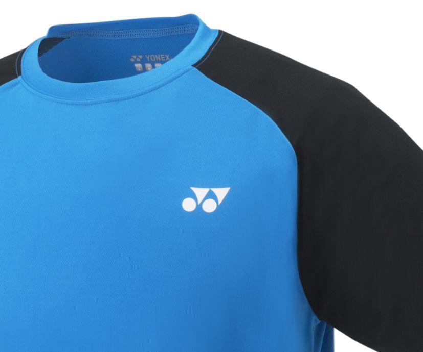 Yonex T-shirt TEAM J0003ex - bleu