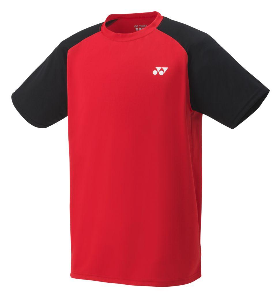 Yonex T-shirt TEAM J0003ex - rouge